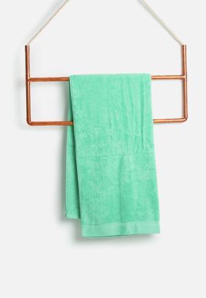 Sixth Floor Opal Bath Sheet Towels 100% Cotton, 500gsm