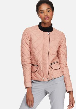 Vero Moda Yosanna Jacket Dusty Pink