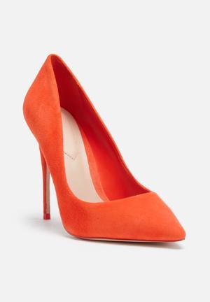 ALDO Stessy Heels Orange