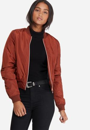 Vero Moda Elna Jacket Brown
