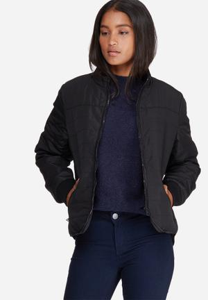 Vero Moda Robin Short Jacket Black