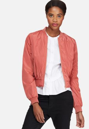 Vero Moda Elna Jacket Dusty Pink