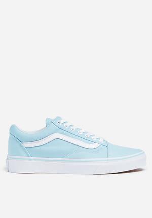 Vans Old Skool Sneakers Crystal Blue / True White