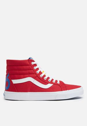 Vans SK8-Hi Reissue Freshness 1966 Sneakers Red / Blue / True White
