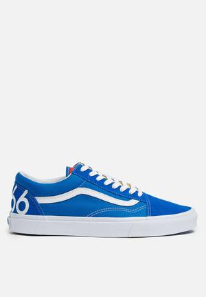Vans Old Skool Freshness 1966 Sneakers Blue / White / Red