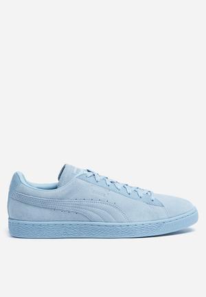 PUMA Suede Classic Tonal Sneakers Blue Fog
