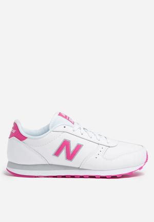 New Balance  WL311WLP Sneakers White / Pink