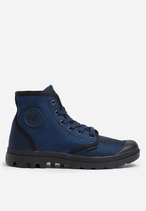 Palladium Mens Pampa HI Boots Navy