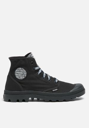 Palladium  70th Anniversary Pampa HI Boots Black