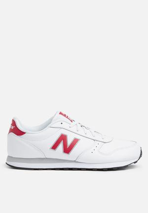 New Balance  ML311WLR Sneakers White/Red