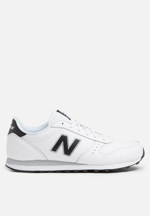New Balance  ML311WLK Sneakers White / Black