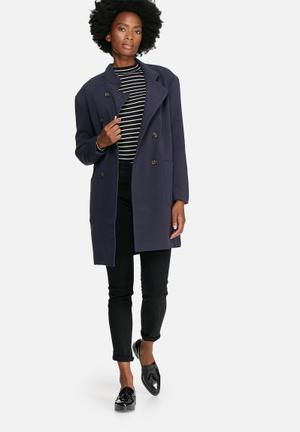 ONLY Christina Coat Navy