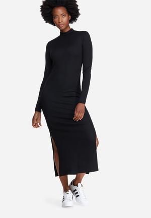 Noisy May Julius Maxi Dress Casual Black