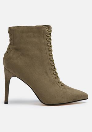 Truffle Nova Boots Khaki