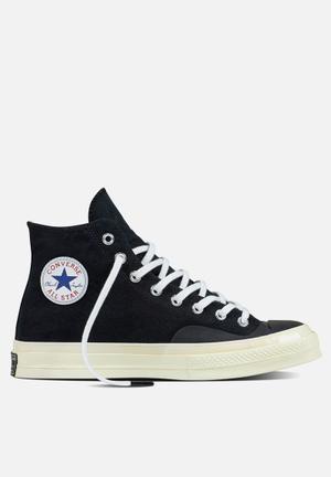 Converse Chuck Taylor All Star Hi 70's Shield Sneakers Black