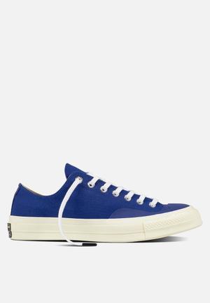 Converse Chuck Taylor All Star Hi 70's Shield Sneakers True Indigo/egret/blac