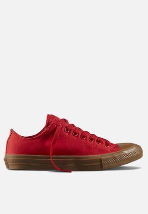 Converse Chuck Taylor All Star II Tencel Canvas Sneakers Casino/Gum