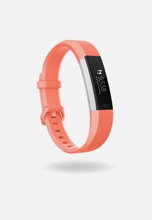 Fitbit Fitbit Alta HR Fitness Trackers & Accessories Coral