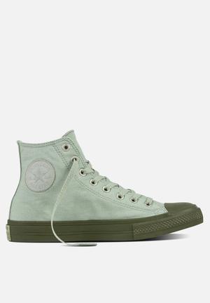 Converse Chuck Taylor All Star II HI Sneakers Sage/Herbal