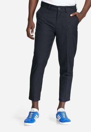 Only & Sons Joseph Cropped Chino Navy