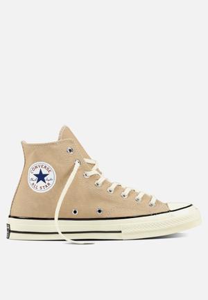 Converse Chuck Taylor All Star HI 70 Vintage Sneakers Vintage Khaki/Black/Egret