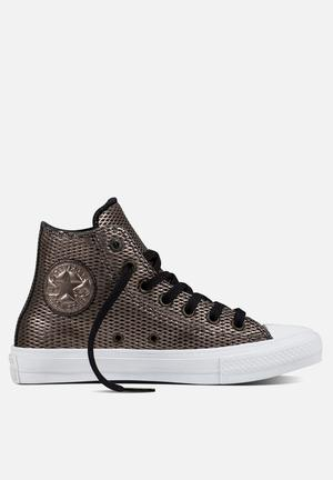 Converse Chuck Taylor All Star II Sneakers Black/White