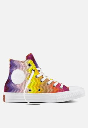 Converse Chuck Taylor All Star II X Missoni Sneakers White/Multi