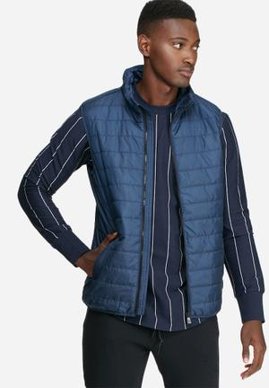 Only & Sons Navas Gillet Jackets Blue
