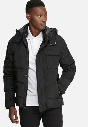 Only & Sons Lanny Jacket Black