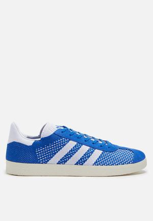 Adidas Originals Gazelle Sneakers Blue/FTWR White/Chalk White