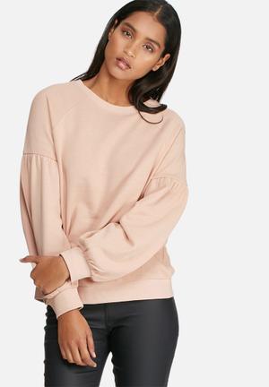 Vero Moda Puffy Sweat T-Shirts, Vests & Camis Blush