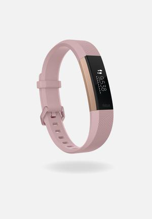 Fitbit Fitbit Alta HR Fitness Trackers & Accessories Pink & Rose Gold