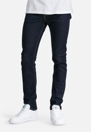 Levi's® 510 Skinny Fit Rinse Jeans Blue
