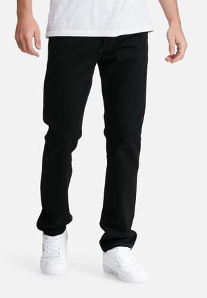 Levi's® 501® Original Fit Jeans Black