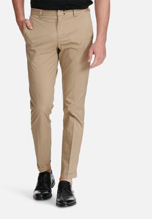 Jack & Jones Premium Bart Trouser Pants Stone