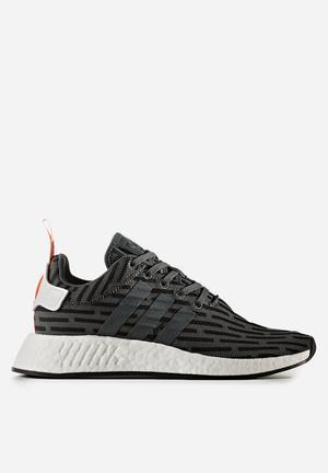 Adidas Originals NMD_R2 Sneakers Utility Ivy / Ftw White