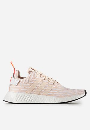 Adidas Originals NMD_R2 Sneakers  Linen Pink / Ftwr White