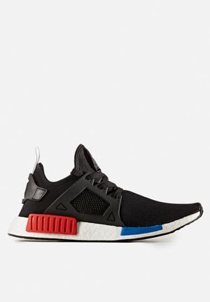 Adidas Originals NMD_XR1 Primeknit Sneakers Core Black / Ftwr White 'OG'