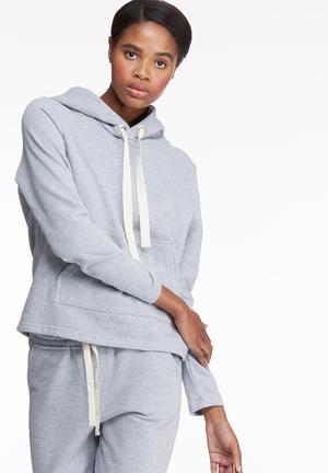 Dailyfriday Classic Hoodie Hoodies & Jackets Grey