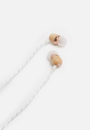 House Of Marley Smile Jamaica In-ear Audio