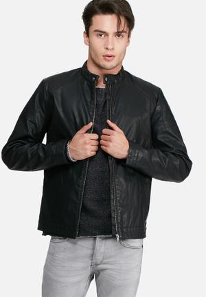 PRODUKT Biker Jacket Black