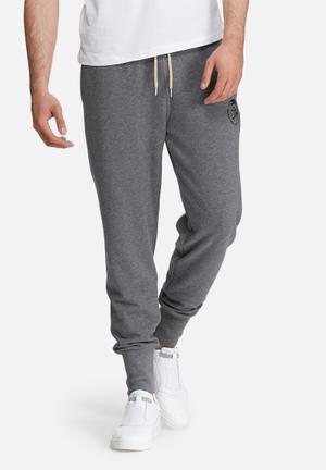 Diesel  Peter Sweatpants Grey & Black