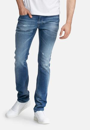Diesel  Thavar Jeans Blue