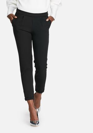 Dailyfriday Classic Suit Pants Trousers Black