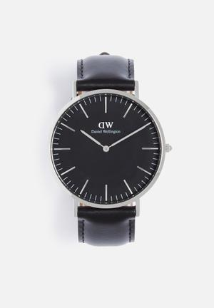 Daniel Wellington Sheffield Watches Black