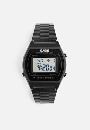 Casio Digital Watch B640WB-1ADF Black