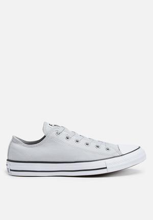 Converse Chuck Taylor All Star Chambray M OX Sneakers Ash Grey/White/Black