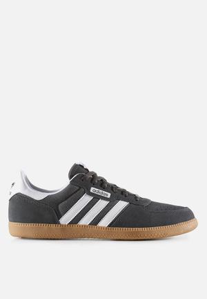 Adidas Originals Adidas Originals Leonero Sneakers DGH Solid Grey/FTWR White/Gum 4
