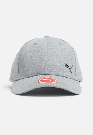 PUMA Metal Cat Cap Headwear Grey