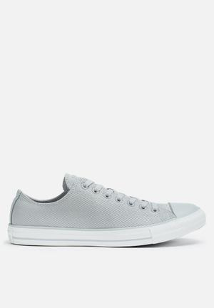 Converse Chuck Taylor All Star OX Sneakers Ash Grey/White